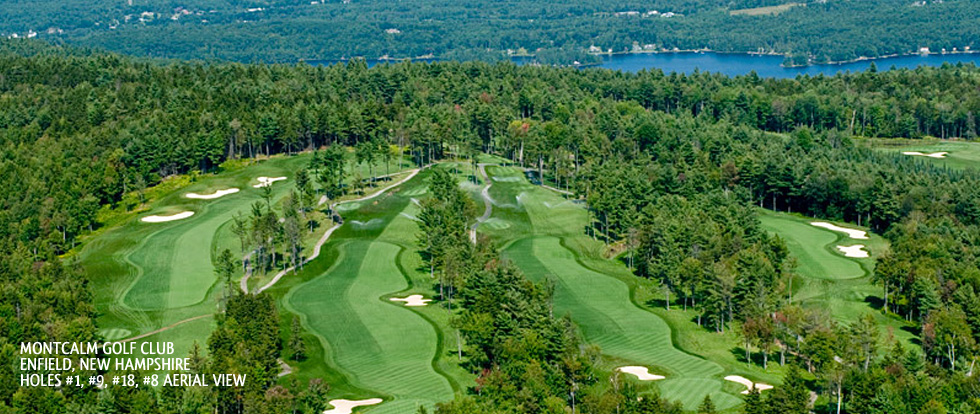 golf course architect NH